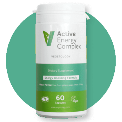 Vegetology Active Energy Complex dla wegan